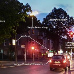 Strassenszene Bahnhofstraße Lichtenrade Berlin, Ruairí O'Brien