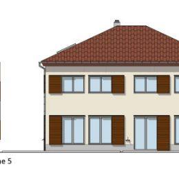 Haus Reick Farbkonzept in heller Ausführung