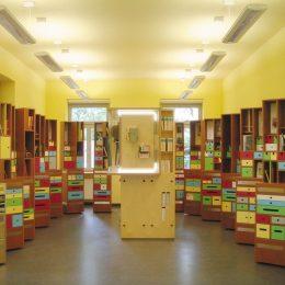Ausschnitt aus dem Erich Kästner Museum in Dresden.