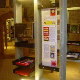 Stadtspeicher Jena, Ausstellungskonzept Stadtspeicher & temporäre Ausstellung zur Kommunikation des Vorhabens
