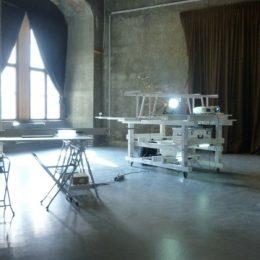 Vorbereitung des Museumslabors für die Staatliche Kunstsammlung Dresden.